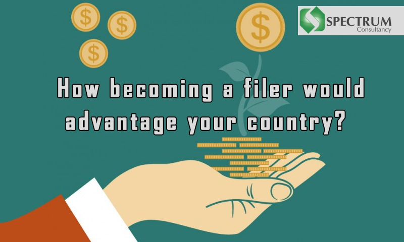 Why become a filer?